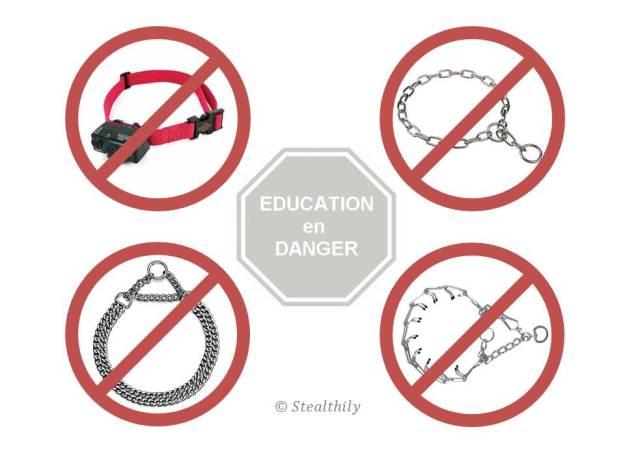 Education en danger